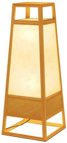 3. SILOLA Japanese-Style Staande Lamp