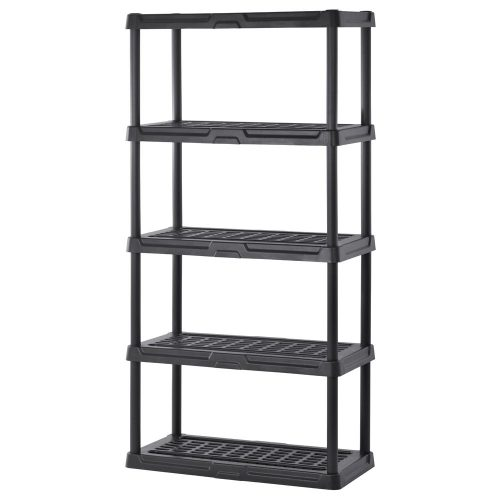 7. Sandusky Lee Plastic Shelves