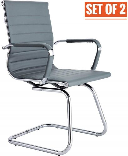 3. CoVibrant Succinct Office Reception Chairs