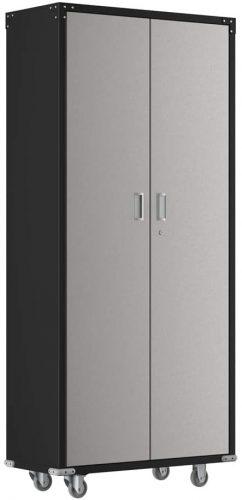 Pit Posse Storage Cabinet & Work Station -Trailer Storage