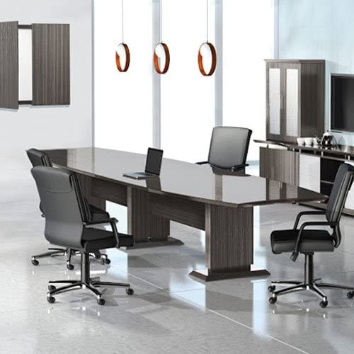 Office Pope 8ft - 16ft Modern Designer Conference Room Table