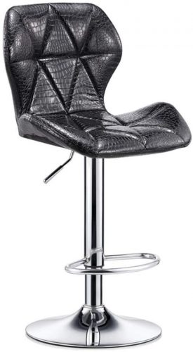 4. Llslls Adjustable Swivel Barstools