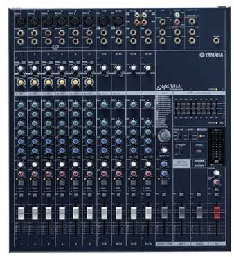 8. Yamaha Powered Mixer