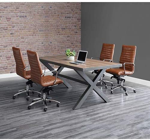 NBF Signature Series Rivet Conference Table