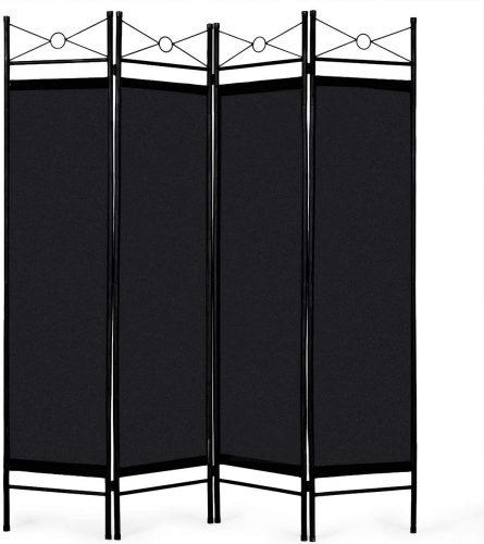 10. Giantex 4 Panel Room Divider