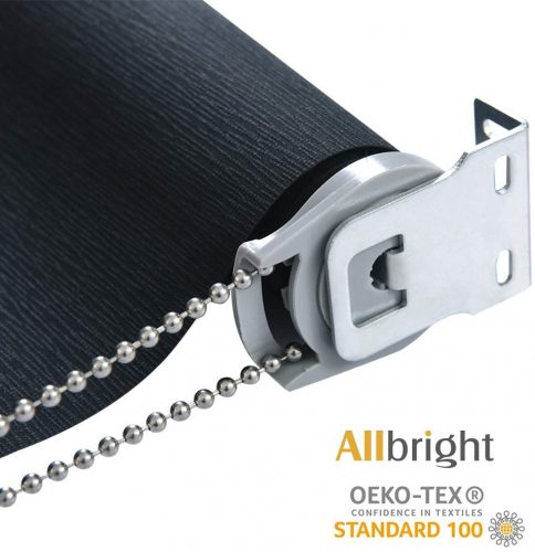 2. ALLBRIGHT Blackout Window Roller Shades