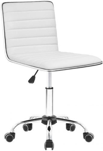 6. Homall Adjustable Low Back Task Chair