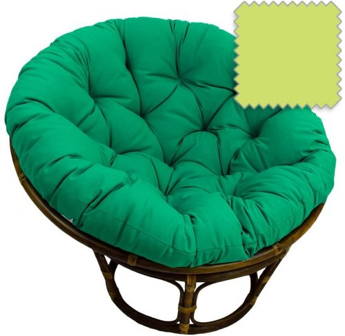 DCG Stores Bali Rattan Papasan Chair - Outdoor Papasan Chair