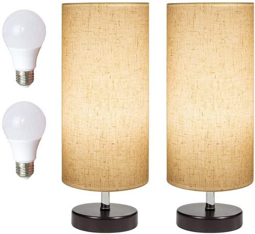 5. Deeplite Retro Lamp (Set of two)