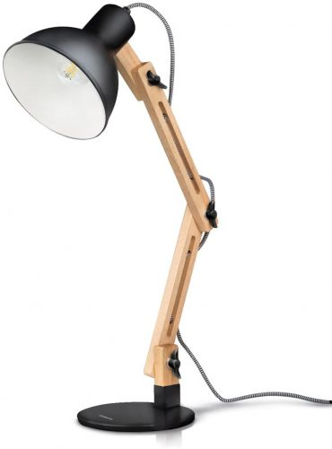 4. Tomons Swing Arm Desk Lamp - Retro Lamps