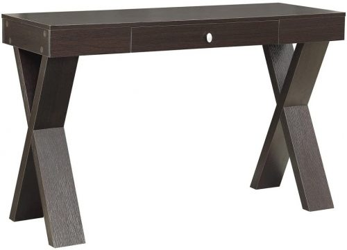 10. Convenience Concepts Modern Newport Desk