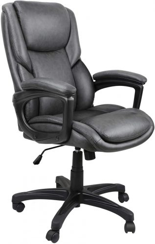 6. Office Chair Adjustable Ergonomic Desk Chair