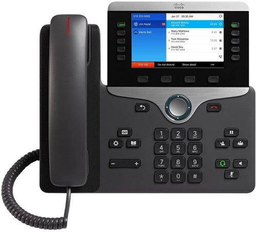Cisco CP-8841-3PCC-K9 SIP VoIP Phone