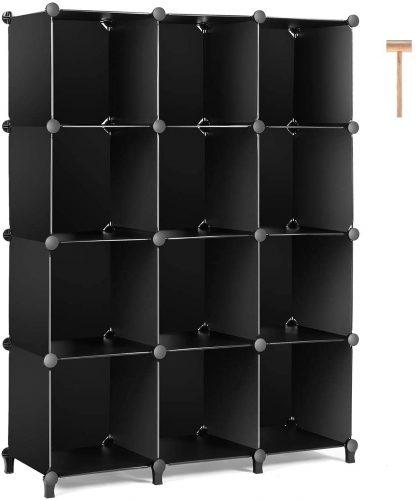 1. TomCare Cube Storage 12-Cube