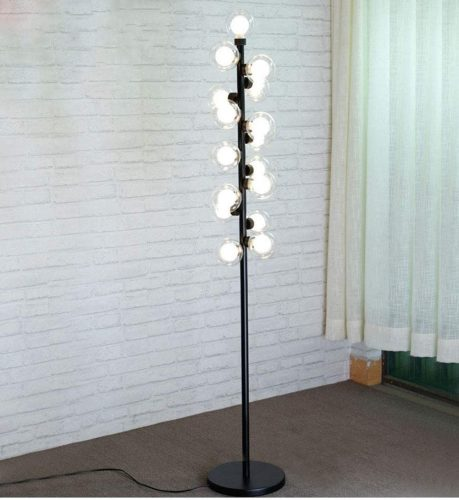10. YAMEIJIA Lambader Floor Lamp