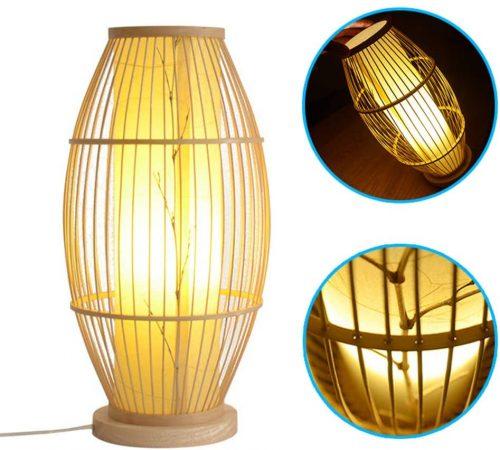 5. ATRNA Chinese Floor Lamp
