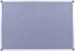 Dexboard 36x24 inches Fabric Bulletin Board