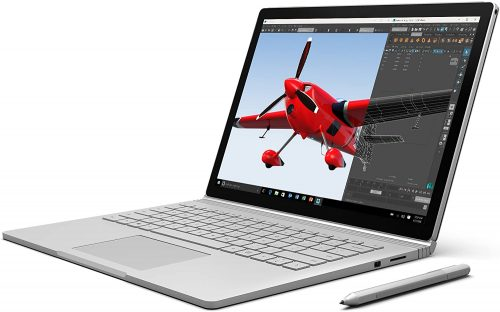 6. Microsoft Surface Book SX3
