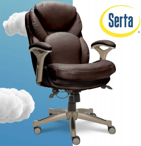 Serta Mid-Back Office Chair| Executive Chairs