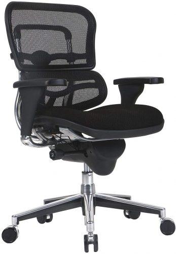 3. Eurotech Ergohuman Mesh Chair