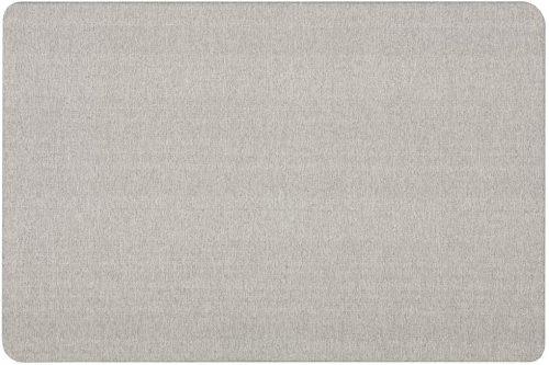 2. Quartet 3x2 feet Oval Office Fabric Bulletin Board