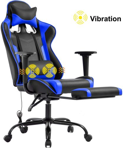 6. Gaming Chair Office Chair Desk Chair Massage