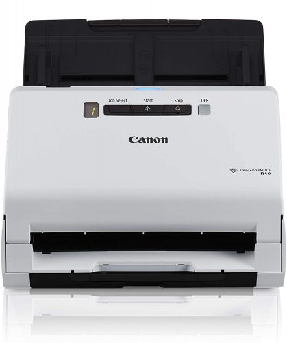 1. Canon imageFORMULA R40 Office Document Scanner