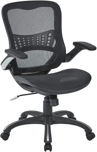 4. Office Star Eco Leather Chair