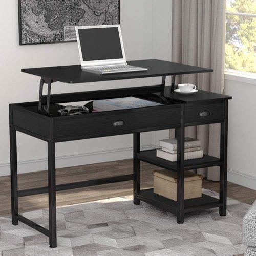 2. Tribesigns Modern Office Desk