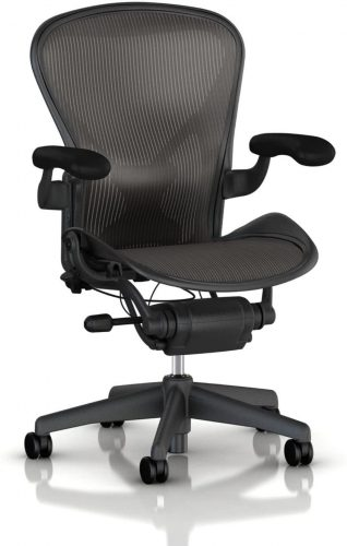 1. Herman Miller Aeron Chair