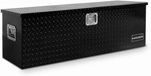 Arksen Aluminum Utility Tool Box- Trailer Storage