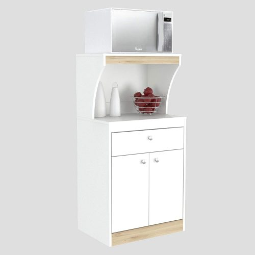 9. Inval Galley Kitchen Cabinet