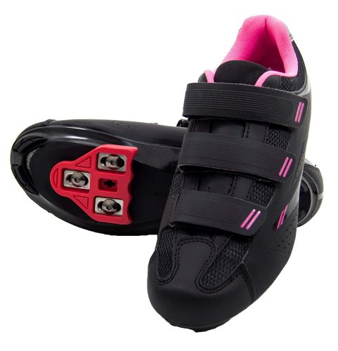 8. Tommaso Pista Women's Spin Class Ready Cycling Shoe