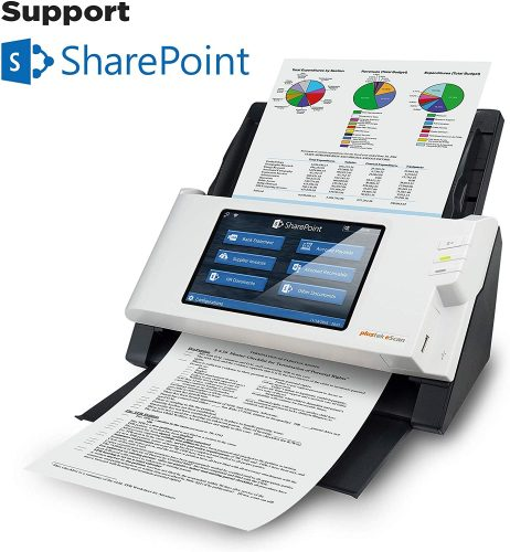 7. Plustek eScan SharePoint A250