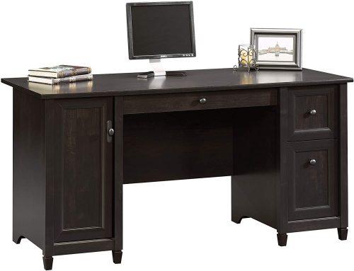 4. Sauder Edge Water Computer Desk