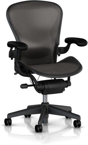 3. Herman Miller Aeron Chair