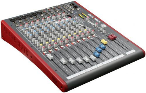 9. Allen & Heath Channel Mixer