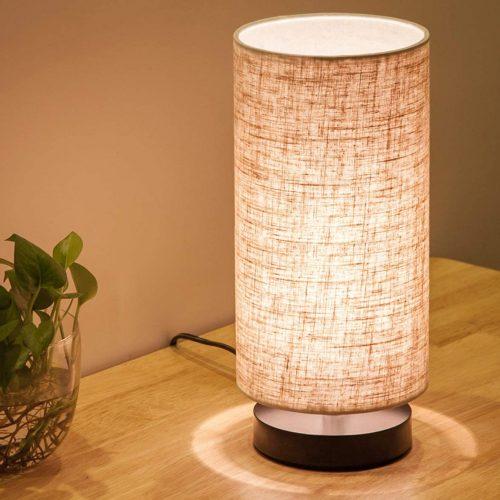 1. Lifeholder Cylinder Lamp