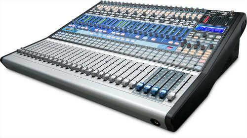 6. STUDIO LIVE Digital Mixer