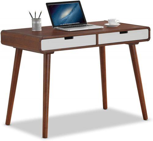 9. Baxton Furniture Studios Casarano Writing Desk