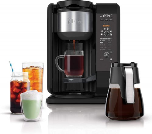 5. Ninja CP301 Auto-iQ Tea and Coffee Maker