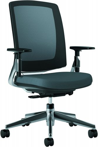 6. HON Lota Mid-Back Work Chair