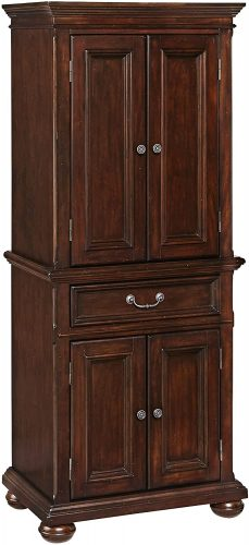 4. Colonial Classic Kitchen Cabinet by Home Styles - Cherry Kitchen Cabinets