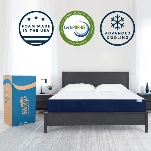 2. Naturalex Ergonomic Memory Foam Mattress - Super King Sized Mattresses