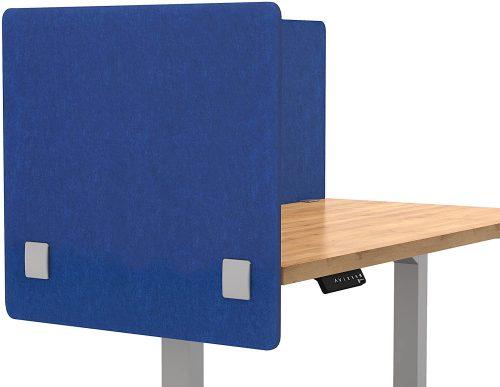 1. VaRoom Acoustic Partition, Sound Absorbing Desk Divider