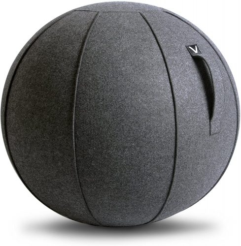 4. Viva Luno - Sitting Ball Chair - Orthopedic Chairs