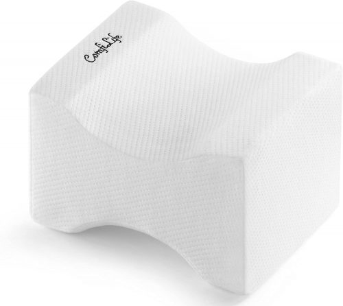 3. ComfiLife Orthopedic Knee Pillow