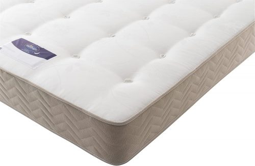 10. Silentnight Miracoil Ortho Mattress - Super King Sized Mattresses