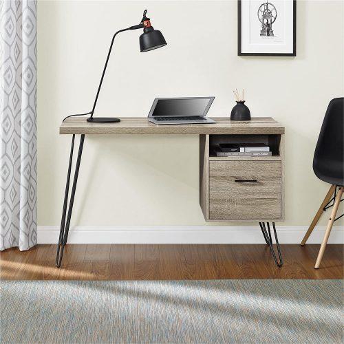 3. Ameriwood Home Landon Desk