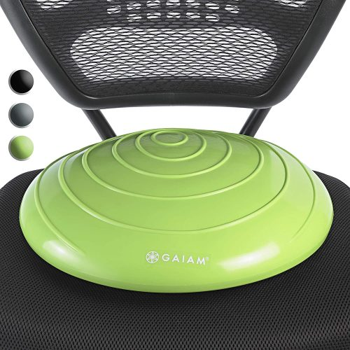 Gaiam Balance Disc Wobble Cushion - Orthopedic Chairs